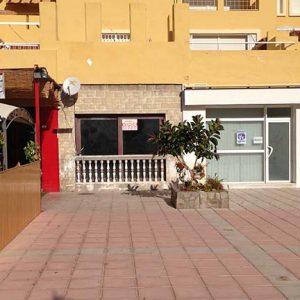 Venta de local comercial en Las Garzas